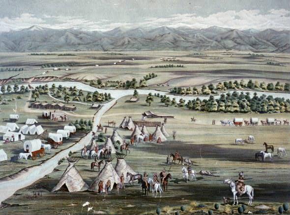 1. Denver, 1859