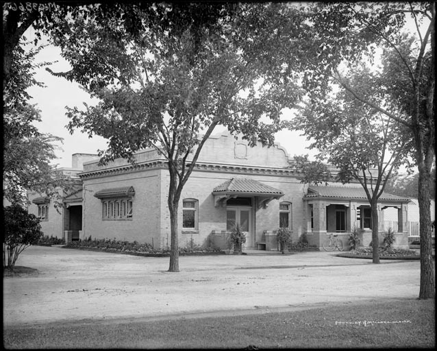 7. The Chapel of Denver at Colorado's Riverside Cemetery, 1902