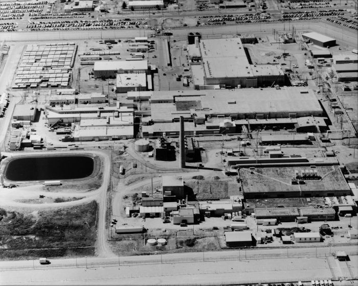 18. Rocky Flats Plant, (circa 1988?)