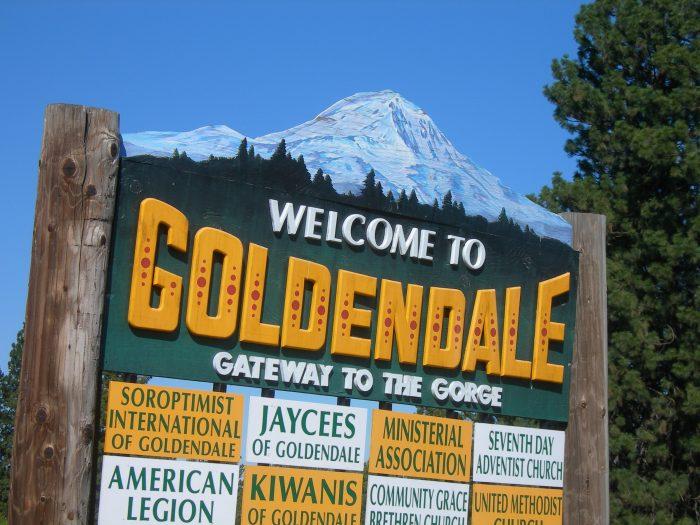 8. Goldendale