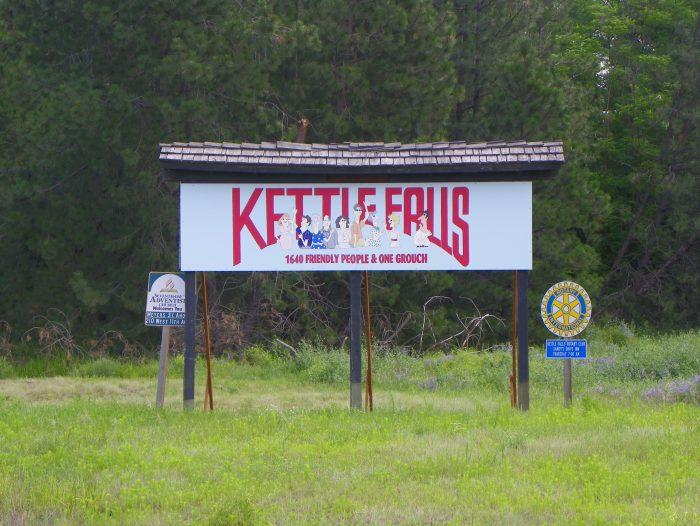 1. Kettle Falls