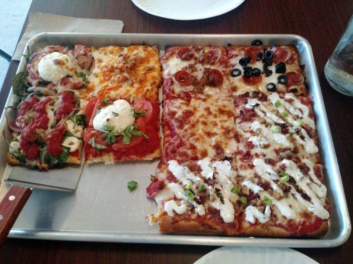 Greek Restaurant 6th Street Pittsburgh