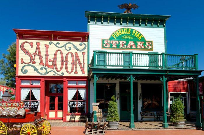 12. Pinnacle Peak Steakhouse, Tucson