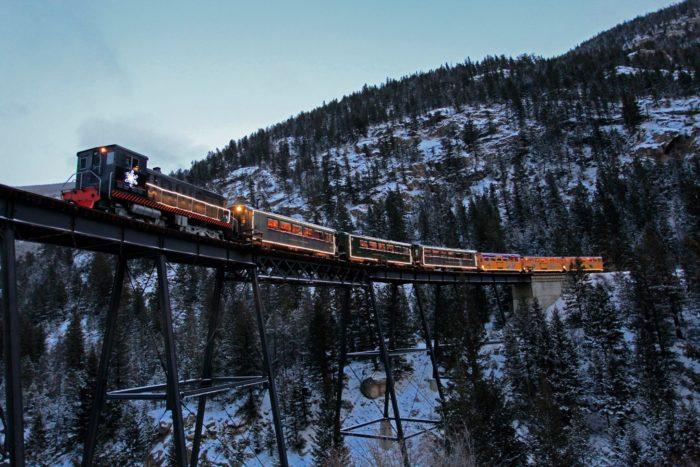 The Georgetown Loop Train Ride Near Denver Is Unforgettable