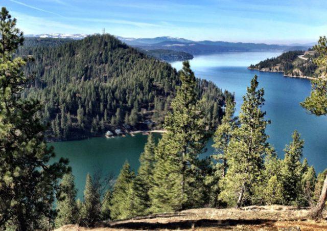 Idaho hiking trails