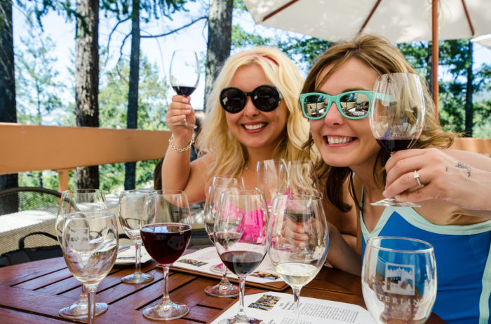 6. Visit Napa Valley and go wine tasting!