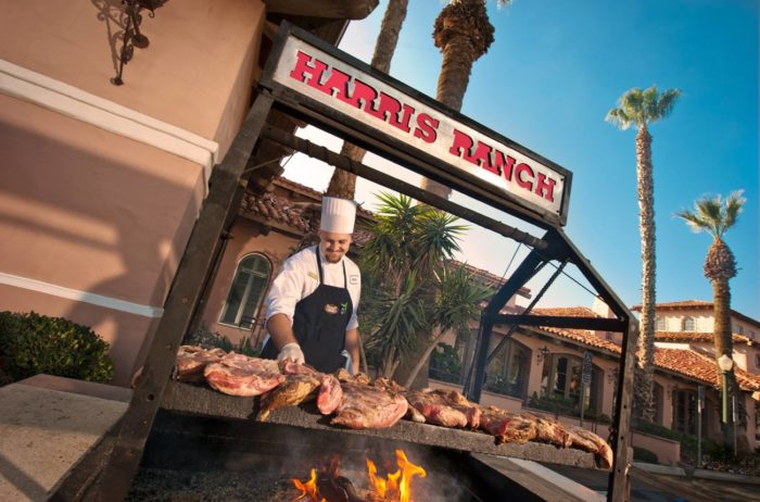Harris Ranch Inn Amp Restaurant Is Remote But Worth The Journey