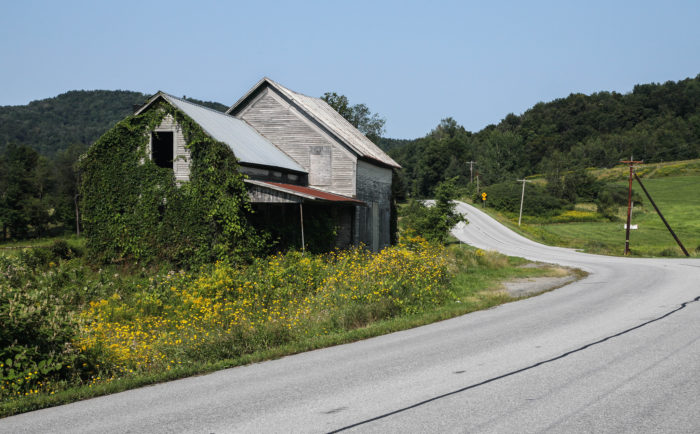Take This Road Trip To Vermonts Most Abandoned Places