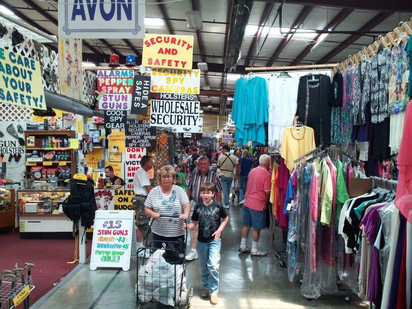 Flea Market Denver Colorado