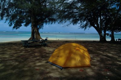 11 Spectacular Beach Camping Spots In Hawaii