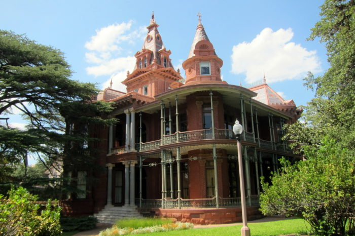 Alice Texas Places Haunted