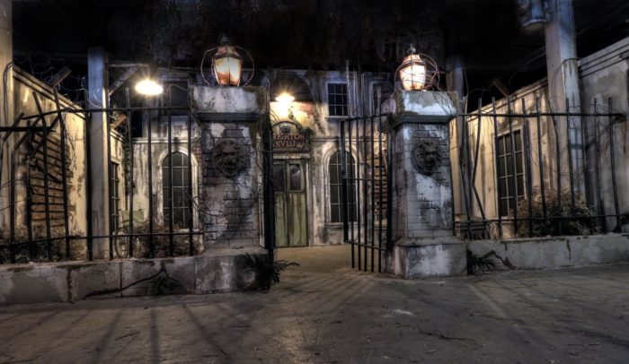 Brighton Asylum Is The Scariest Haunted House In New Jersey