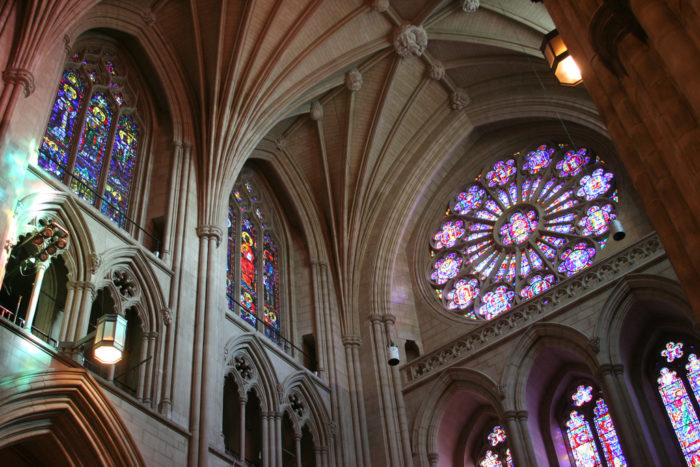 The 12 Most Beautiful Churches In Washington Dc