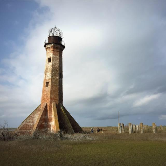 1. Sabine Pass Lighthouse