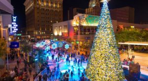 Here Are The 7 Most Enchanting, Magical Christmas Towns In Arizona