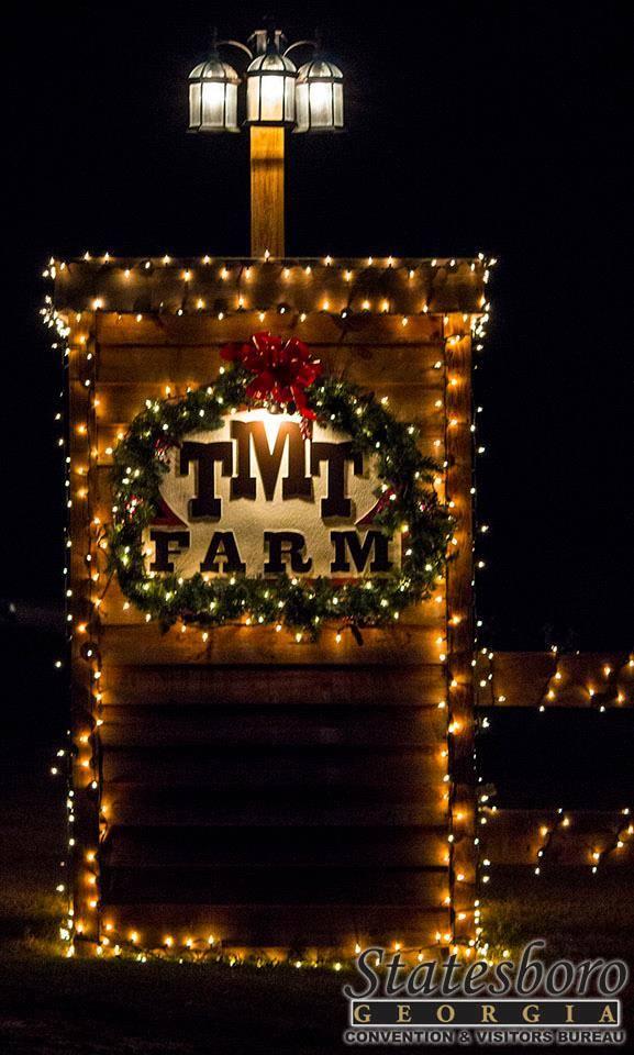 Christmas Lights Ga