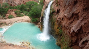 You Haven't Lived Until You've Experienced This One Incredible Waterfall In Arizona