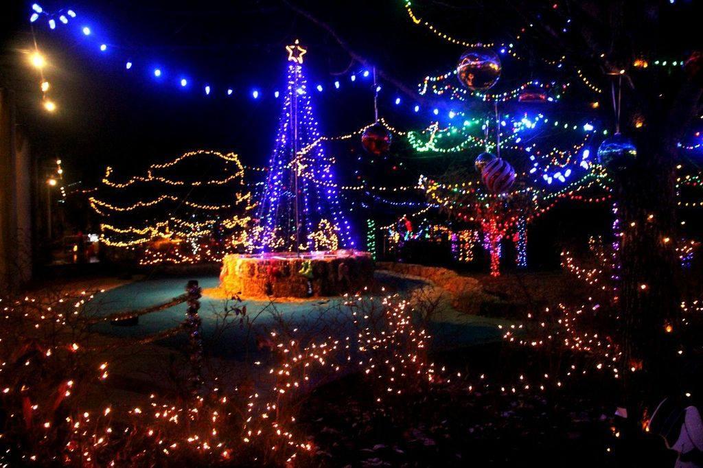 Christmas Lights Phoenix Arizona