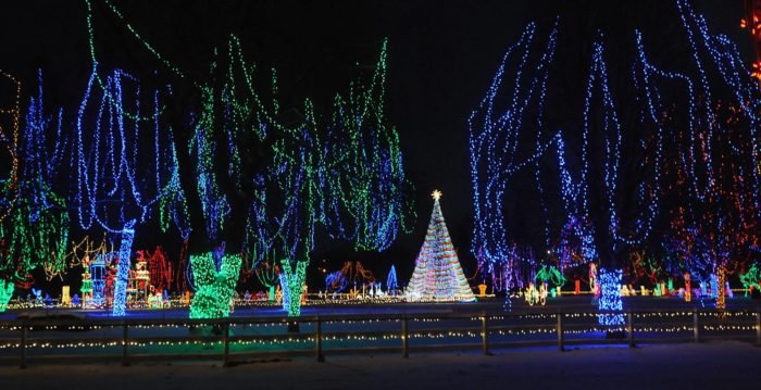 Kiwanis Lights Mankato