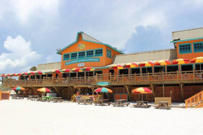 Back Porch Restaurant Destin Florida