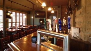 Train Themed Restaurant In Ohio: Berea Union Depot Restaurant