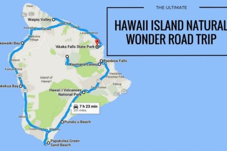 road map of hawaii island » Full HD MAPS Locations - Another World ...