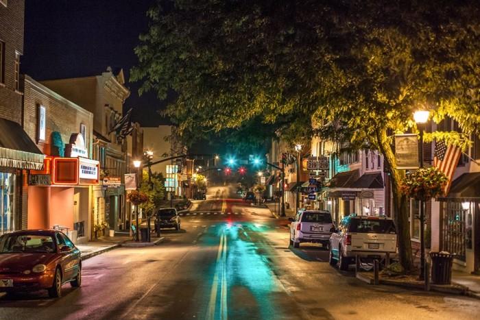 Florida Town Smallest