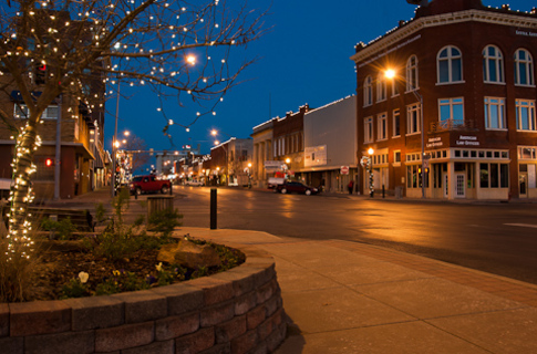12 Best Christmas Main Streets In Oklahoma 2016
