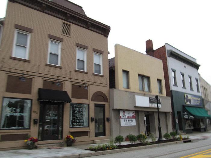Top Restaurants Downtown Pittsburgh