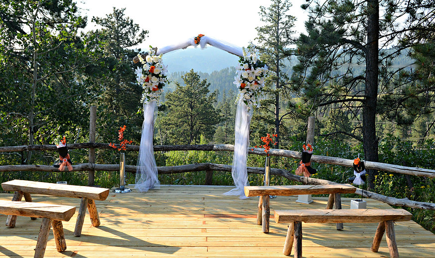 These 13 Best Wedding Venues In South Dakota