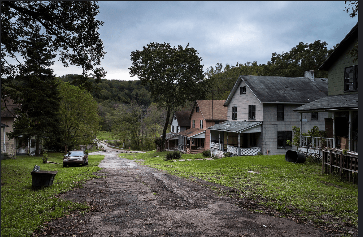 Nearly Everyone Has Forgotten About This Tiny Ghost Town