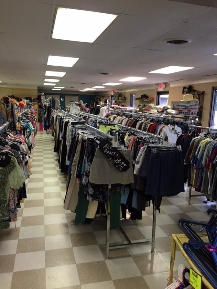 13 Incredible Thrift Stores In Georgia Where Youll Find