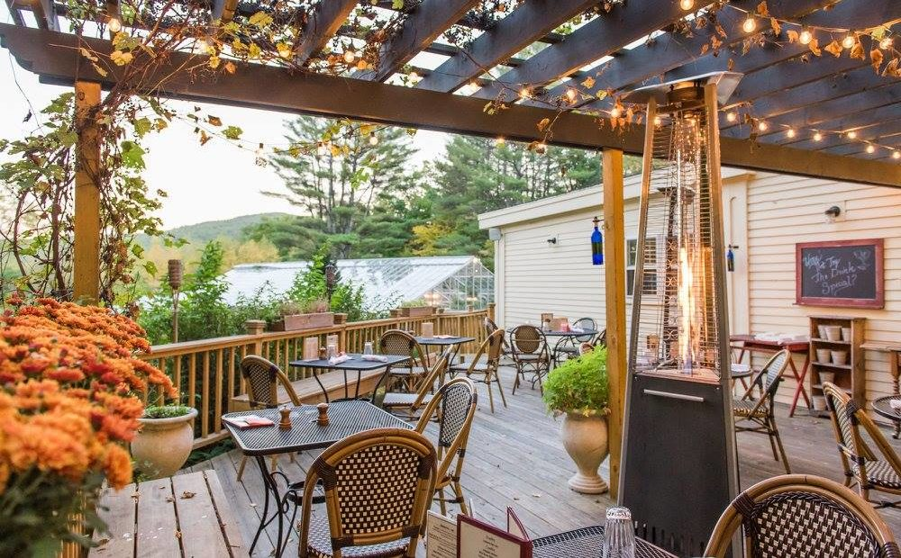 The Best 9 Restaurants In New Hampshire For Outdoor Dining