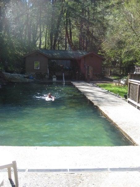Orr Hot Springs Is San Francisco S Best Spring Fed Pool