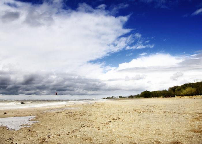 South California Beaches Sand