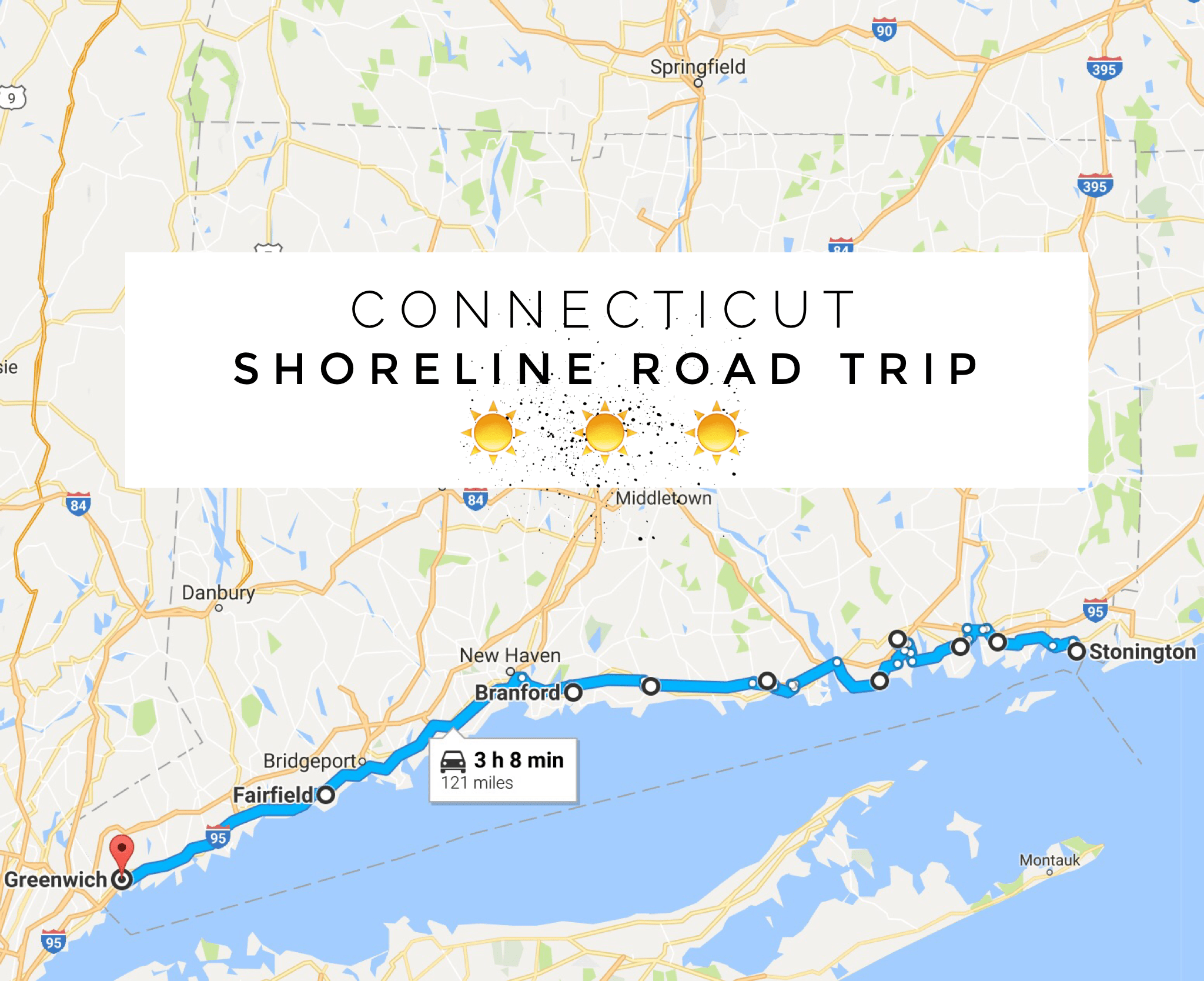 Shoreline Road Trip In Connecticut Shows You Coastal Towns