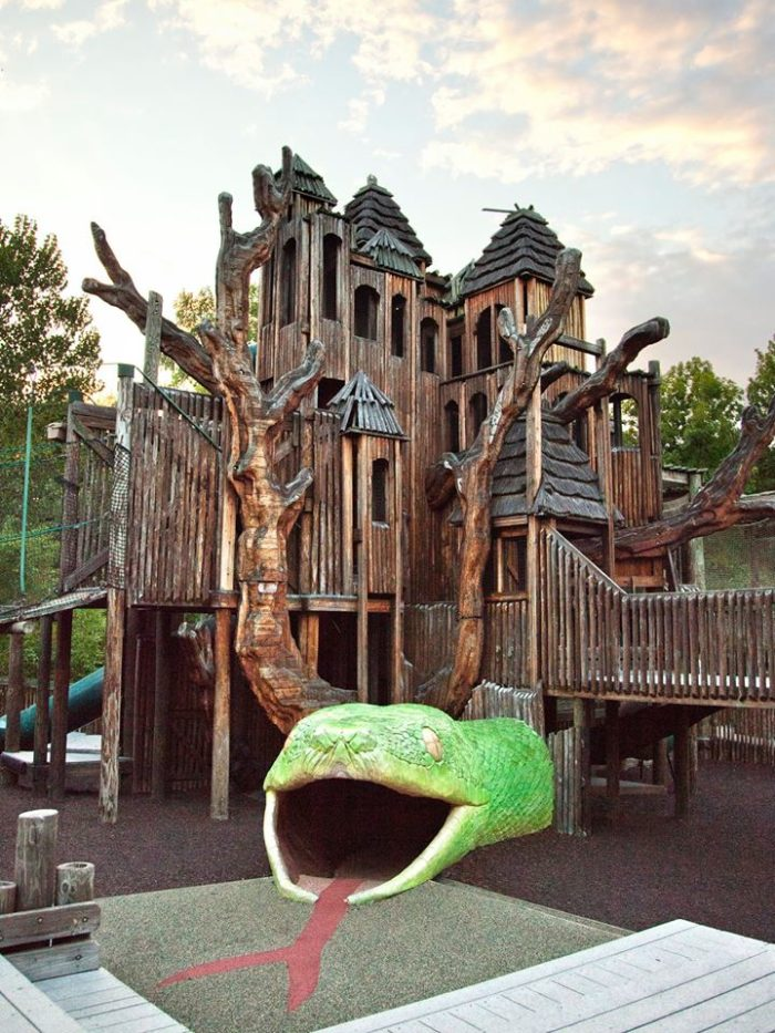 This Amazing Playground In Nashville Will Make You Feel