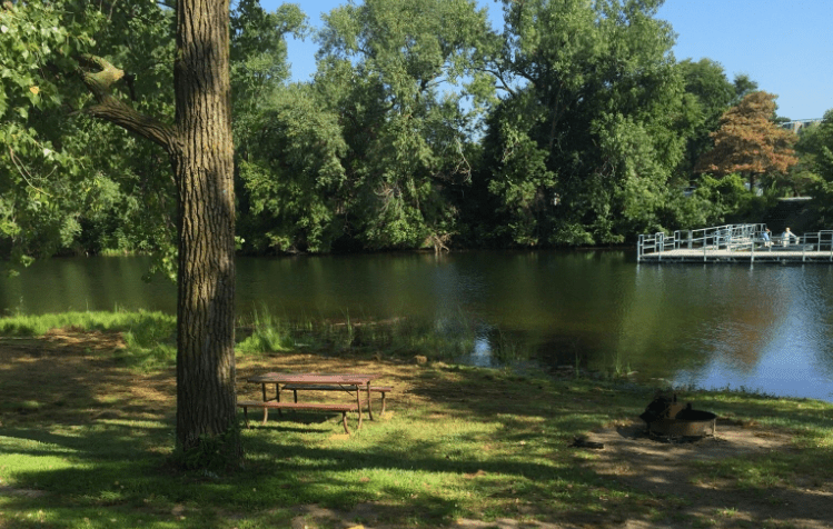 Fremont Lakes State Recreation Area Is The Best Campground