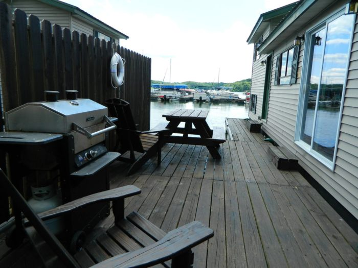 Patoka Lake Marina And Lodging Has The Best Floating Cabins In Indiana