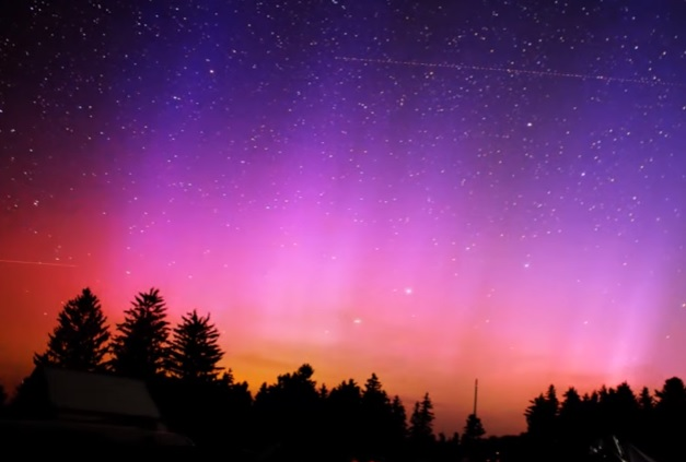 Best Time View Northern Lights