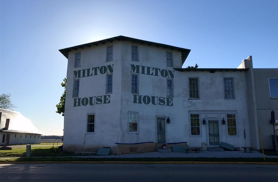 Milton House Is The Last Certified Underground Railroad