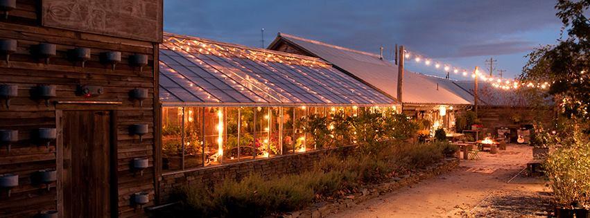 Terrain Garden Cafe This Greenhouse Restaurant In