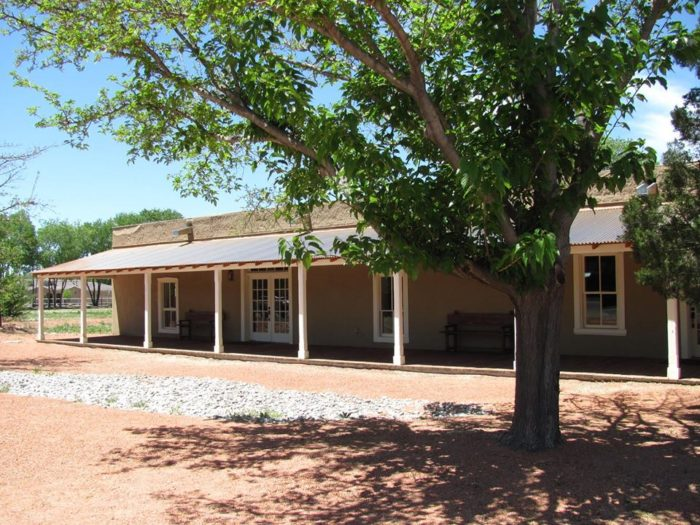 9 Historic Houses To Visit In New Mexico