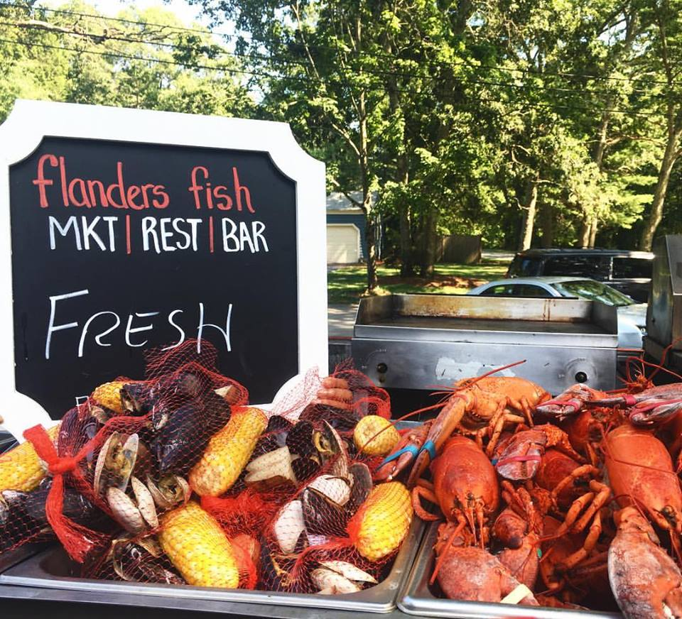 Fish Market Portland Maine