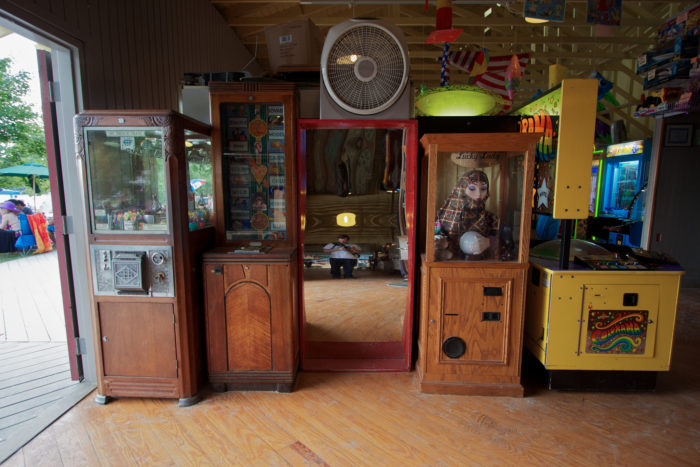 This Penny Arcade In Rhode Island Is The Oldest In America