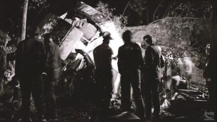 Lynyrd Skynyrd Site Crash Plane
