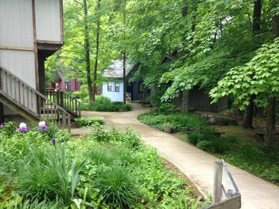 Ohios Fairy Tale Campground Ravenwood Castle
