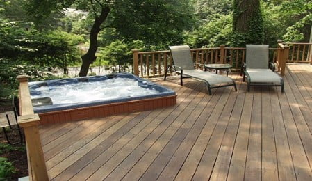 15 epic hot tub deck plans you must