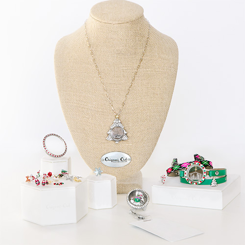 Origami Owl Holiday 2017 Collection Kit Booster