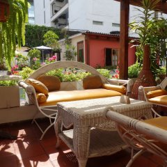 hostal el patio b b in lima peru from